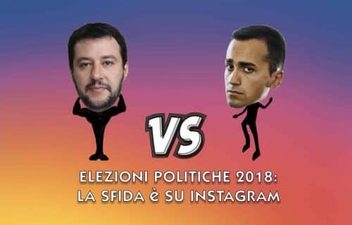 Elezioni politiche 2018: i risultati già visibili su Instagram prima delle votazioni.