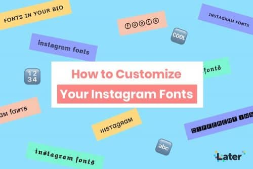 Font di Instagram: cambia carattere in bio, post e commenti.